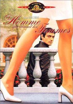 L'homme qui amait les femmes (1977) - François Truffaut.  L'uomo che amava le donne.  (France).