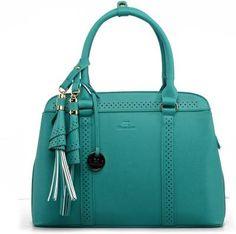 The fun and frolic of the ladies handbag ladies handbags diana korr hand-held bag lijgwou Fashion Handbags, Women's Handbags, Ladies Handbags, Womens Purses, Green Bag, Belts For Women, Beautiful Hands, Diana, Take That