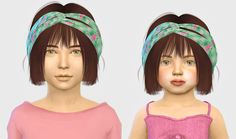 Sims 4 CC's - The Best: LeahLillith Malibu - Kids & Toddlers by Fabienne