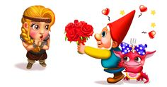 Royal Story's Valentine's Day Time Limited Quest 2/3 (2015)