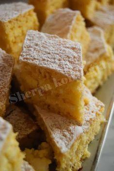 Sherpa Konyhája: A világ szerintem legfinomabb túrós süteménye Erzsikétől Cornbread, Ethnic Recipes, Sweet, Food, Millet Bread, Candy, Essen, Meals, Yemek