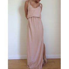 your girls will LOVE this one // the v-neck cinch gown #bridesmaids