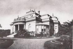 Villa veraniega de la familia Tornquist 1907 Mar del Plata Prov. de Bs. As.