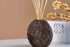 Tropical Reed Diffuser Holder #PartyLite.  Order from www.partylite.biz/juliemayes