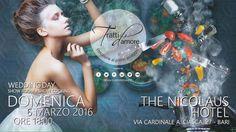 INVITO WEDDING DAY Tratti d'Amore 06 Marzo 2016 The Nicolaus Hotel