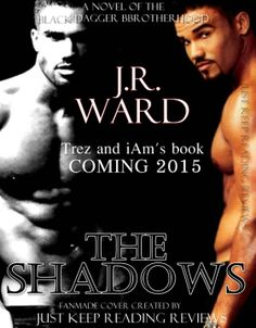 The Shadows (FANMADE COVER) by J.R. Ward
