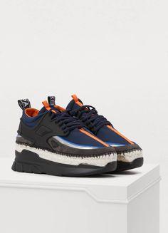 size 40 60ee6 c5bd8 Kenzo K-Lastic espadrille sneakers