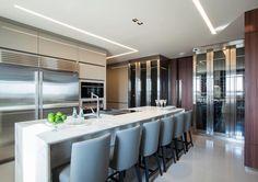 Morning... #kitchen #kitchendesign #newproject #projetochrishamoui 👌🏻🌟😊