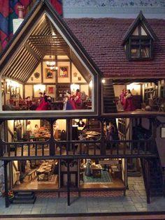 Kevin Jackson Tudor Dolls' Houses