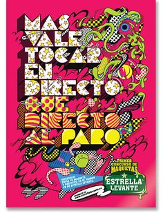 Estrella Levante Posters on the Behance Network