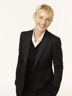 My Tomboy Style: Ellen DeGeneres - The Ultimate Tomboy Style Fashionista