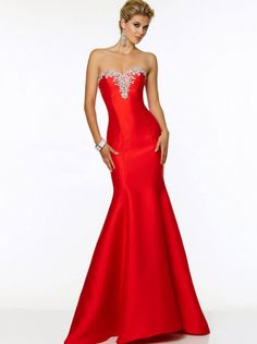 Mermaid Red Formal Dress Evening Dress/Prom Dress 2015 Parai 97019
