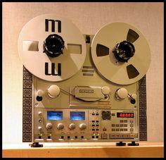 Tascam - **United Home Audio / UHA-Q Series Tape Decks**