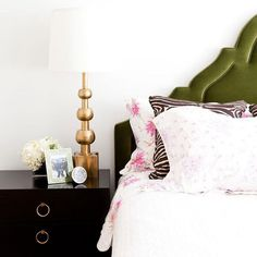 Little bedroom decor details / by Lilly Bunn / #instacurated