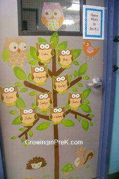 owl classrooom ideas   Classroom 2011-12