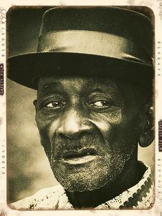 Mance Lipscomb by Bluesoundz Radio, via Flickr