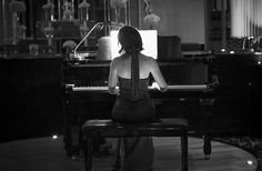 The Unknown Pianist..