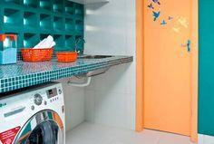 Quem se esmera na casa inteira não pode deixar a lavanderia de fora. Para se inspirar, separamos 20 áreas de serviço que já foram publicadas na revista MINHA CASA