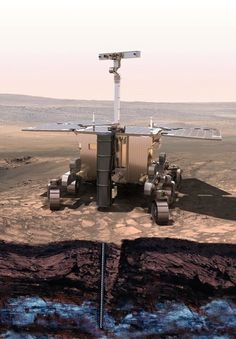 Europe and Russia Team Up for Mars Missions - http://www.sciencecut.com/2013/03/europe-and-russia-team-up-for-mars-missions/