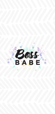 Boss Wallpaper, Boss Babe, Adidas Logo, Fancy, Logos, Logo
