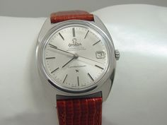 1966 OMEGA CONSTELLATION CHRONOMETER MENS WATCH