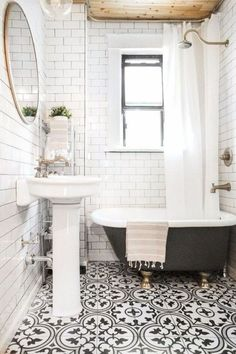 The mirror! 16 Small Bathroom Renovation Ideas https://www.futuristarchitecture.com/33113-small-bathroom-renovation-ideas.html