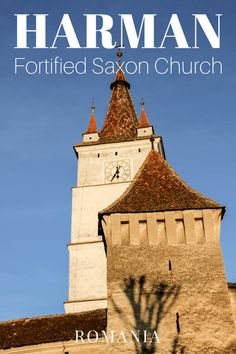 Must-See Fortified Saxon Churches near Brasov | ROMANIA