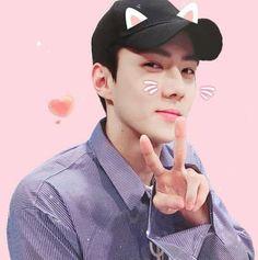 Listening to : Dinner -Jang Jae In, Kim Junmyeon Exo Stickers, Sehun Cute, Kim Junmyeon, Kpop Exo, Kris Wu, Chanyeol, Memes, Idol, Youth