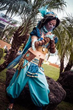 "Steampunk Jasmine Makes a Wish by cindyrellacosplay.deviantart.com on @DeviantArt - From ""Aladdin"", based on this costume design: http://mecaniquefairy.deviantart.com/art/Disney-steampunk-Jasmine-391272096"