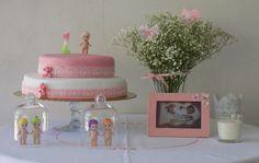 Primeiro aniversário: esa do bolo