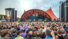 The Roskilde Festival is an annual music festival held south of Roskilde in Denmark. It is one of the largest music festivals in Europe and the largest in North... Get more information about the Roskilde Festival 2017 on Hostelman.com #event #Denmark #music #travel #destinations #tips #packing #ideas #budget #trips #festival #roskilde #festival #2017