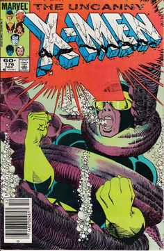 Uncanny X-Men 176 December 1983 Issue  Marvel by ViewObscura