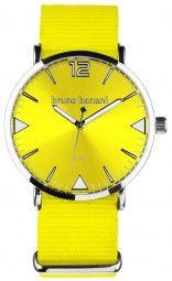 Bruno Banani Cool Color Edition Uhr BR30057 - gelb