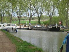 Canal du Midi, Canal de la Robine, Toulouse - Narbonne