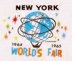 I collect anything and EVERYTHING from the '64-'65 Worlds Fair. Peace Through Understanding. I wish I had a time machine.