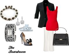 """""""The Boardroom"""" by fashionista-222-jlm on Polyvore"""