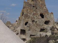 Καππαδοκία Τουρκία Mount Rushmore, Spaces, Mountains, Nature, Travel, Naturaleza, Viajes, Trips, Off Grid