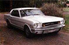 1965 Mustang GT. My first car