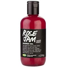 Lush Rose Jam Shower Gel Smells Freakin' Amazing - Beauty Editor:... ❤ liked on Polyvore featuring lush, beauty, filler, makeup and products
