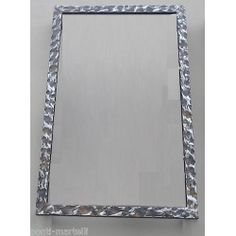 Wrought Iron Frame design for Mirror or Photo. Customize Realizations. 838