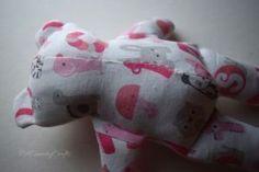 Ursinho com Roupa de Bebê Passo a Passo