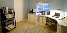 In need of a home office, but short on space? Try these seven tactics for creating a productive workspace in your small living space.