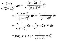 RBSE Solutions for Class 12 Maths Integration Miscellaneous Exercise Class 12 Maths, 12th Maths, Advanced Higher Maths, Maths Formulas List, Science, Calculus, Integrity, Chemistry, Physics
