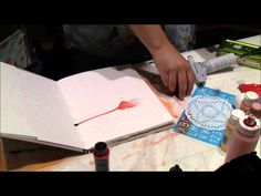Mixed Media in Minutes: Stenciling Techniques for Art Journaling with Da...