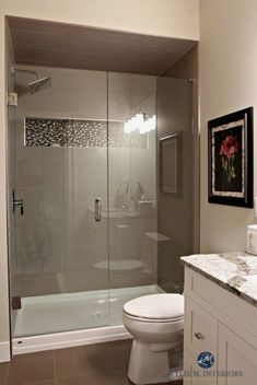 Small Bathroom Remodel Ideas On A Budget, Before And After, Shower,  Industrial,