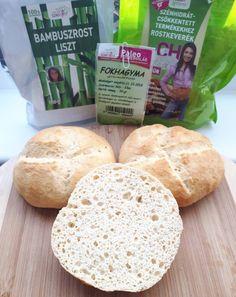 Nyomtasd ki a receptet egy kattintással Paleo, Bread, Croissant, Recipes, Diet, Brot, Beach Wrap, Crescent Roll