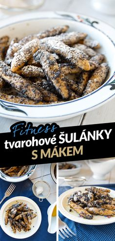 Slovak Recipes, Czech Recipes, Healthy Sweets, Healthy Baking, Healthy Recipes, Food Humor, My Favorite Food, Food Inspiration, Sweet Recipes