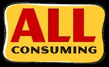 All Consuming: books, music, movies, meals, and more