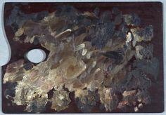 John Singer Sargent's Paint Palette