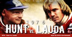 1976 Hunt VS Lauda - This documentary makes it look like Hunt and Lauda were more friends than enemies unlike the Ron Howard movie.  The team managers seemed to hate each other and could have been a good addition to the movie version.   It's cool to see all the old footage of the races and people from that time.